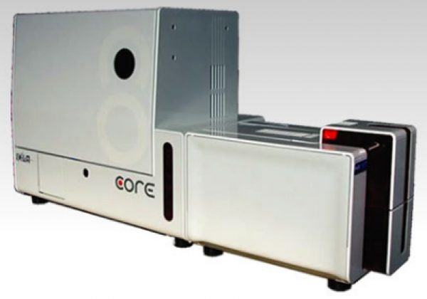 Core 8 ID Card Printer