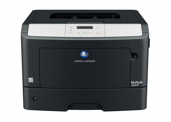 bizhub 3300p A4 Mono Printer