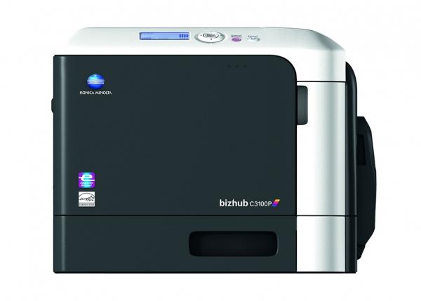 bizhub c3100P A4 Colour Printer