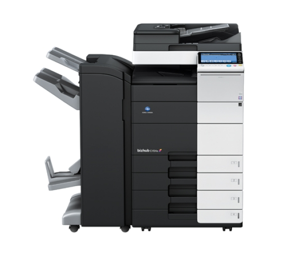 bizhub c454e A3 Colour MFP